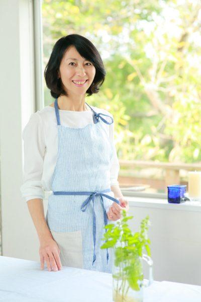 重ね煮健康料理研究家の田島恵