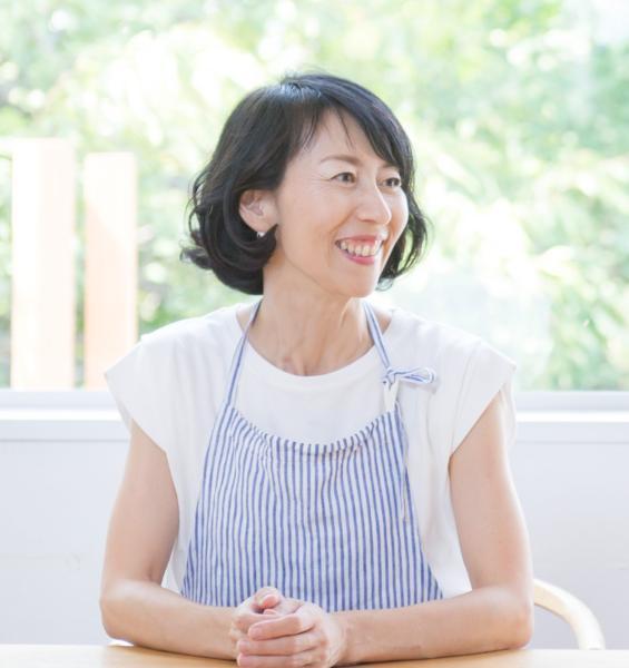 重ね煮アカデミー主宰 重ね煮料理研究家 田島恵