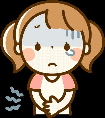 子供の腹痛