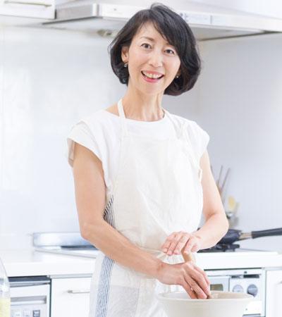 重ね煮アカデミー主宰 田島恵