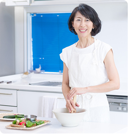 田島恵 重ね煮アカデミー代表
