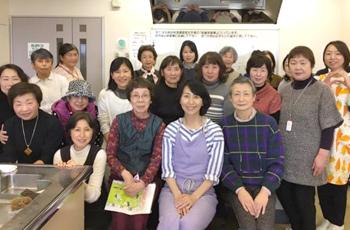 静岡県三島市の出張教室1