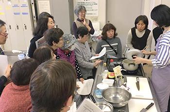 静岡県三島市の出張教室2