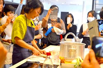 重ね煮アカデミー名古屋教室